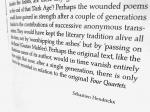 Book - I am Four Quartets - Sébastien Hendrickx – 2017