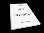 Book - Varamo Press - Not Not Nothing, Mette Edvardsen – 2019