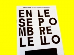 Ensemble Leporello newsletter – 2014-2015